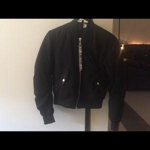 Small Women's H&M Street Style Jacket